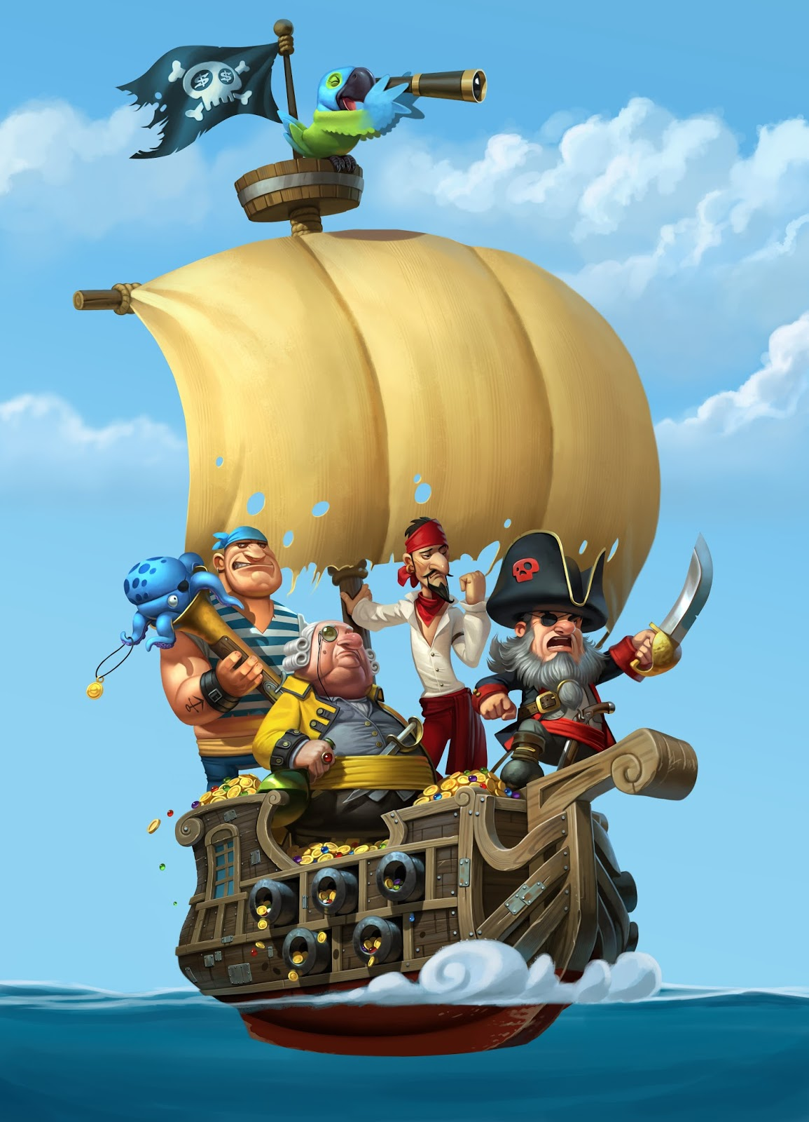 PHOTOSHOP PIRATE BY