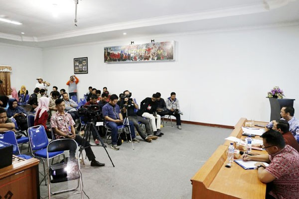 Hasil Lomba Cipta Puisi Festival Krakatau Lampung 2017