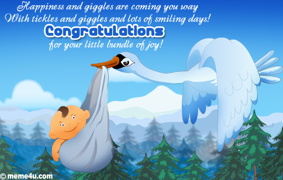 1000 Images About Baby Quotes Wishes Congratulations On: Congratulations New Baby : Let's Celebrate