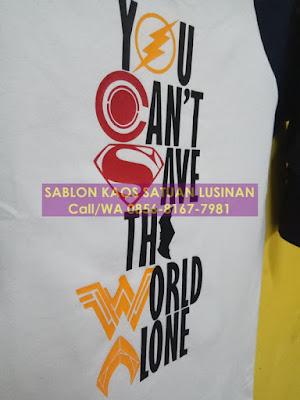 Harga Sablon Kaos Satuan Di Bandung Jasa Sablon Polyflex
