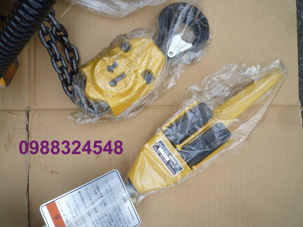 Pa lăng khí nén Endo EHL-1TW PCS-1