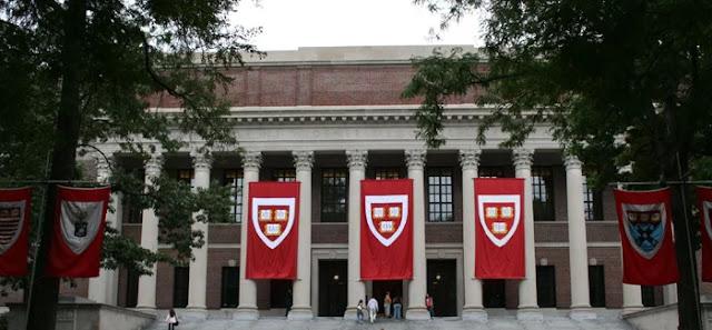 3. Harvard University