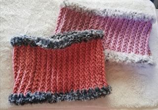 キッズ向けネックウォーマーの編み方