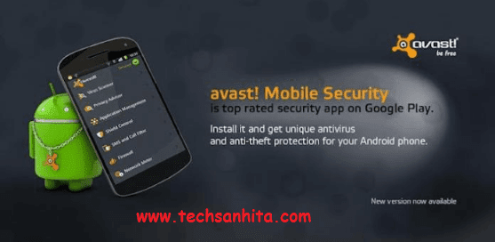 Avast- Mobile Security & Antivirus