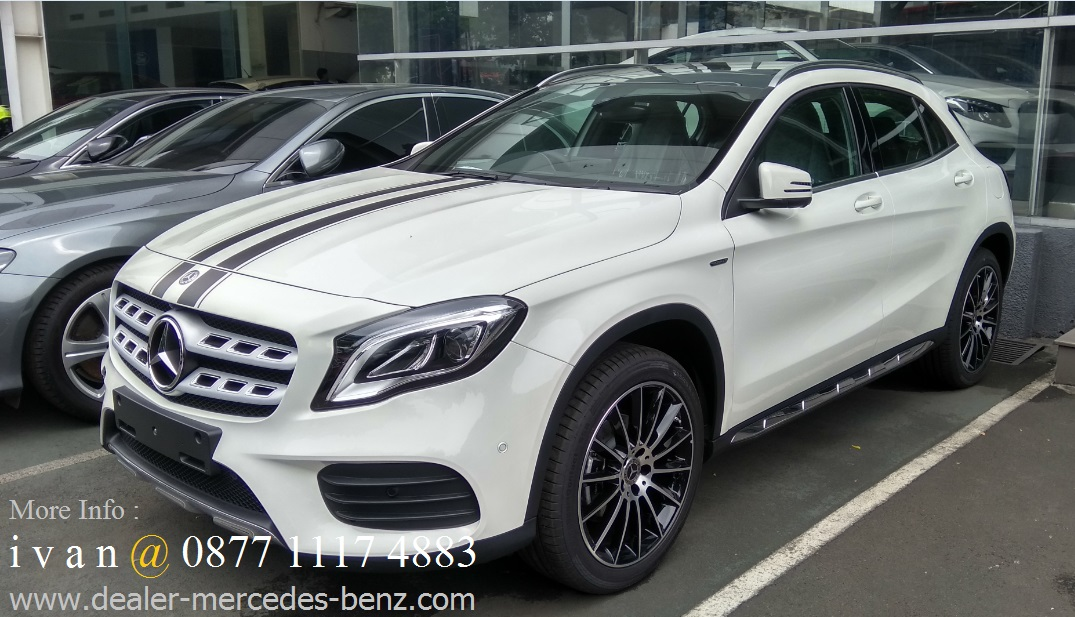 New gla 200 amg edition 50 indonesia 2017 ready stock for Dealership mercedes benz