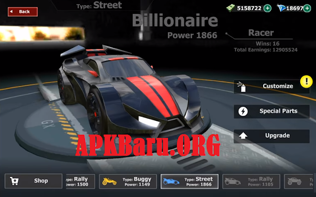 GX Motors v1.0.50 Apk Terbaru (Mod Unlimited Money/Premium)