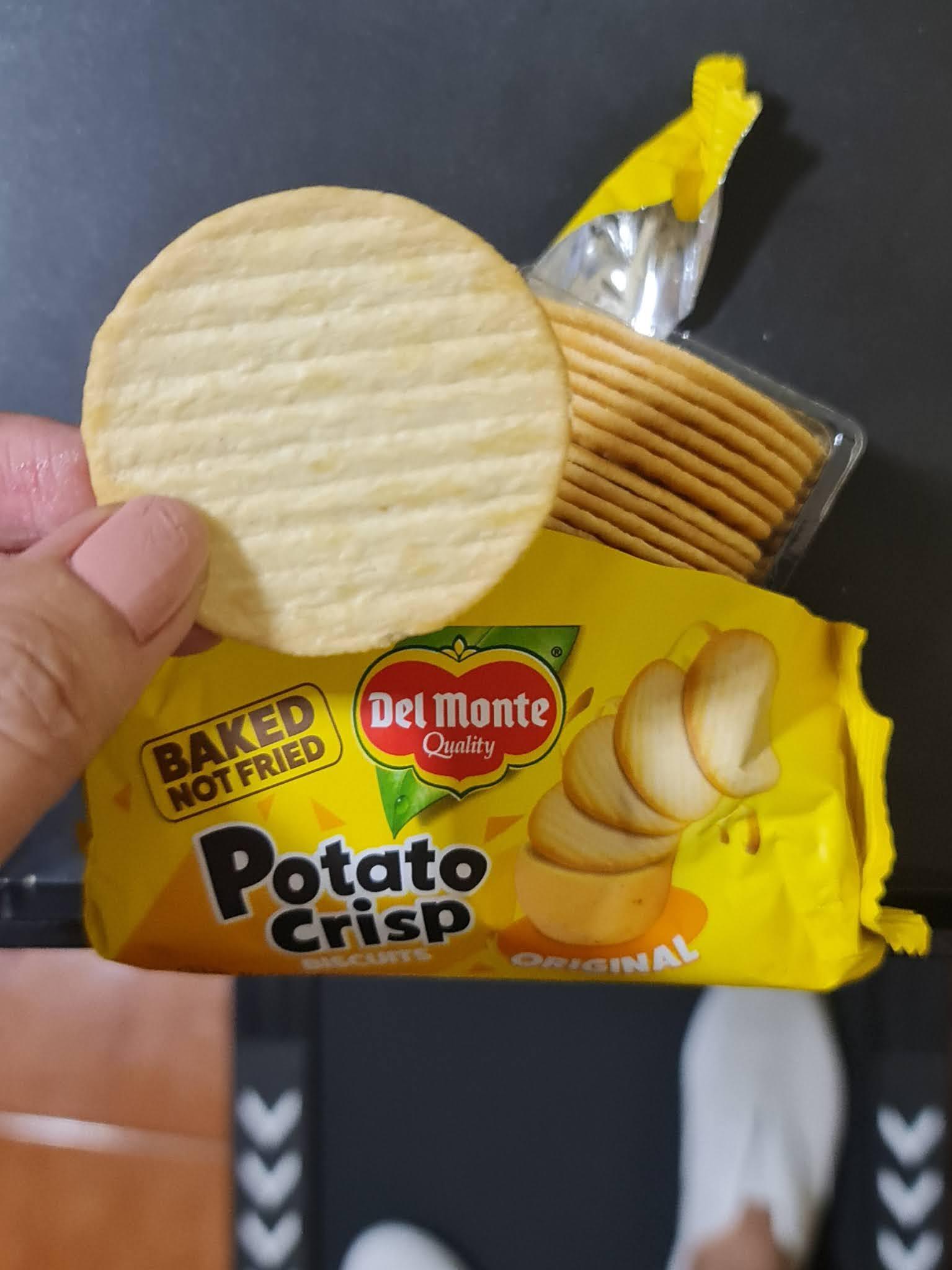 Del Monte Potato Crisp Biscuit