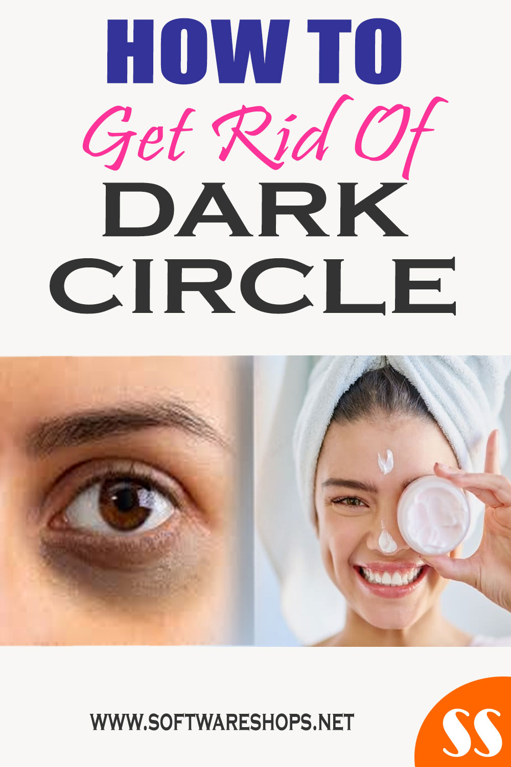How to get rid of dark circles [skin care tips]