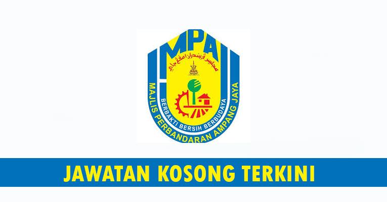 Kekosongan Terkini di Majlis Perbandaran Ampang Jaya (MPAJ)