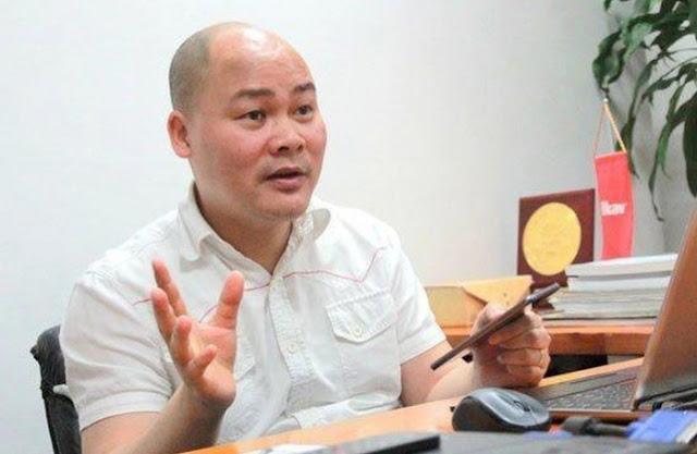 Ông Nguyễn Tử Quảng: có kẻ nhận tiền nước ngoài để bôi nhọ Bphone