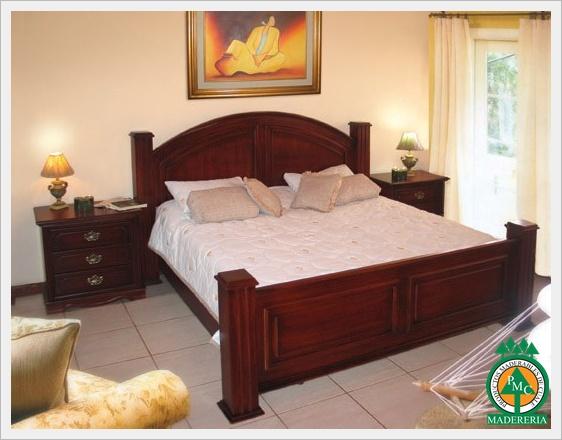 Productos maderables de cuale la madera m s fuerte para - Bases de camas de madera ...