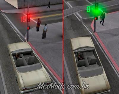 Mod que adiciona contagem regressiva nos sinaleiros