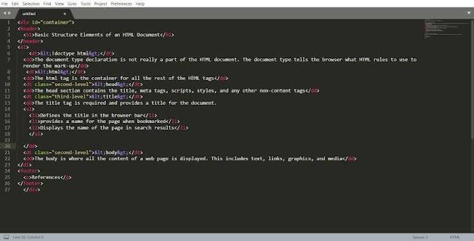 Belajar HTML - Paragraf di HTML