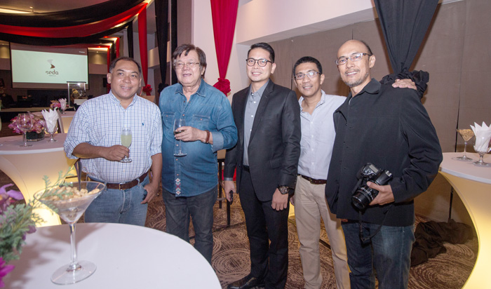 Seda Abreeza Kadayawan 2017 Dinner Party