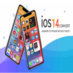 CONVERT ANDROID TO IPHONE‏ WITHOUT ROOT