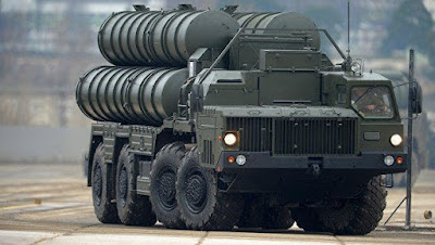 Russian S-400 missile