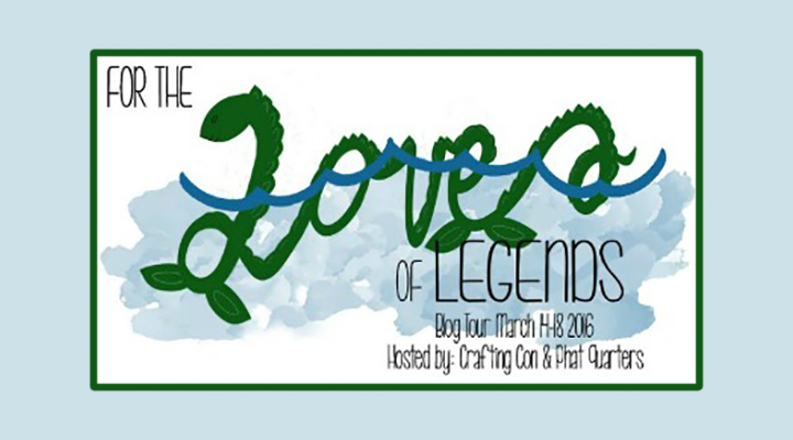 Visit Love of Legends Blog Tour and enter to win some fabulous prizes!