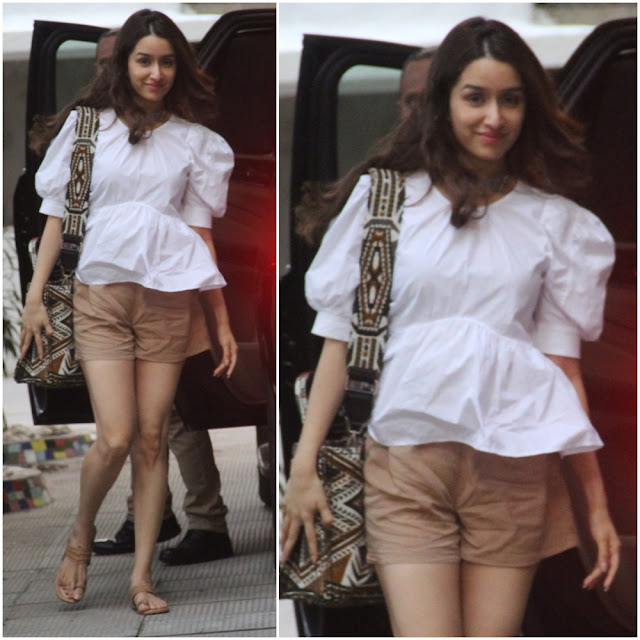 Shraddha Kapoor in Casuals