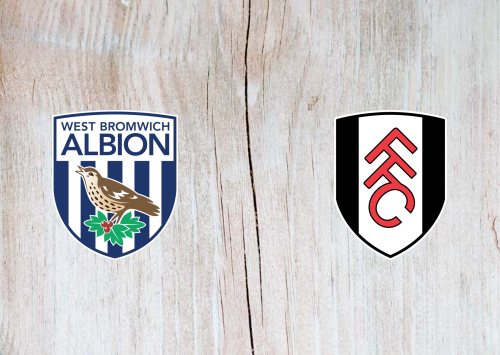 West Bromwich Albion vs Fulham -Highlights 30 January 2021
