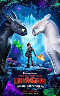 How to Train Your Dragon: The Hidden World - Poster & Trailer