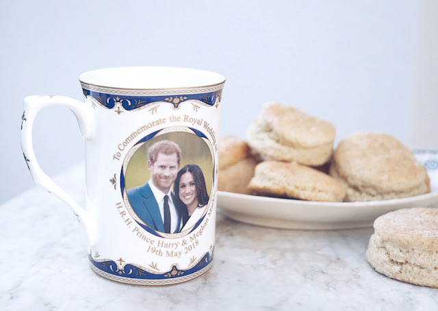 mug Harry and Meghan