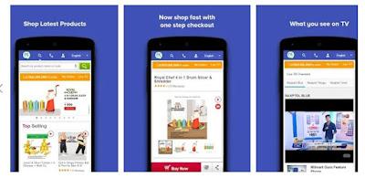 Aplikasi Belanja, Aplikasi Belanja gratis ongkir