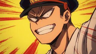ヒロアカ | 夜嵐イナサ | Yoarashi Inasa | 僕のヒーローアカデミア アニメ | My Hero Academia | Hello Anime !