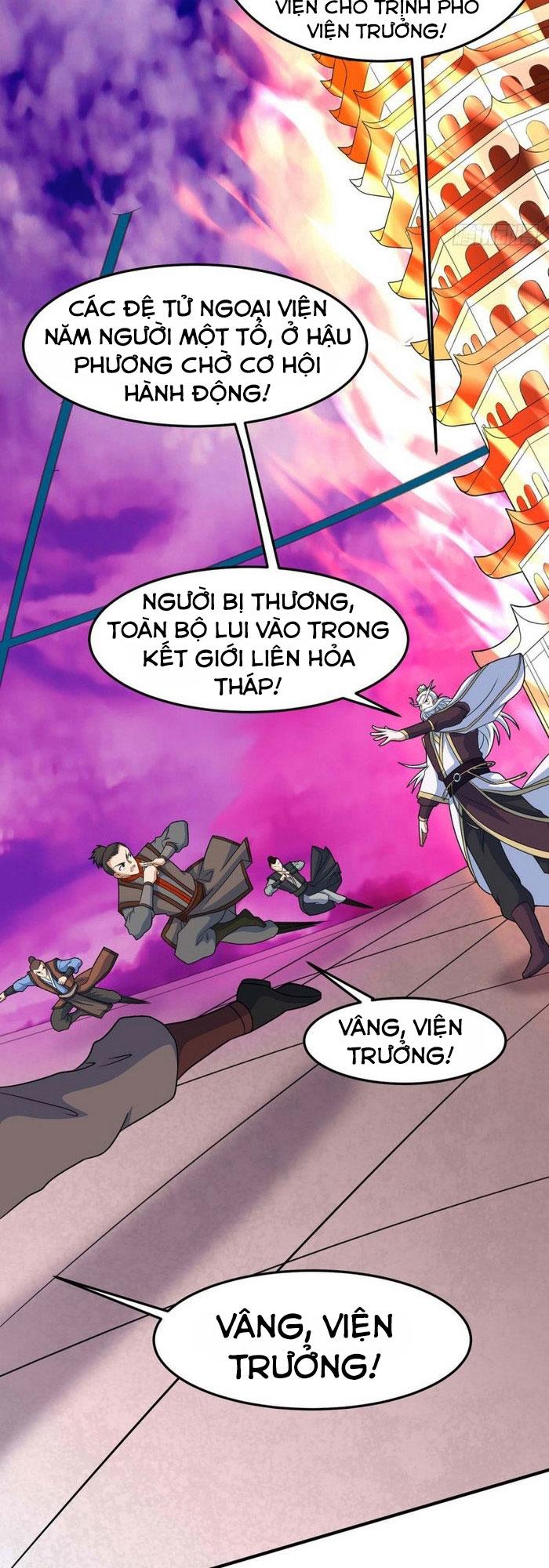 Tiên Đế Qui Lai chap 128 - Trang 20