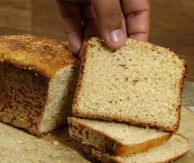 Homemade brown bread recipe