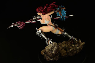Fairy Tail – Erza Scarlet The Knight Ver. Refine 2022, Orcatoys