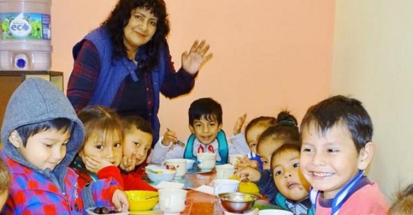 QALI WARMA: Una vida dedicada a la educación de la primera infancia, creando los cimientos para el bienestar y aprendizaje del futuro - www.qaliwarma.gob.pe