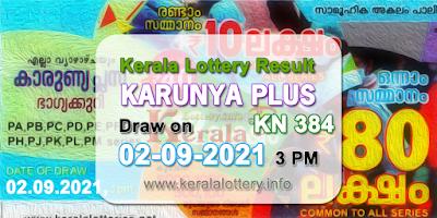 kerala-lottery-results-today-02-09-2021-karunya-plus-kn-384-result-keralalottery.info