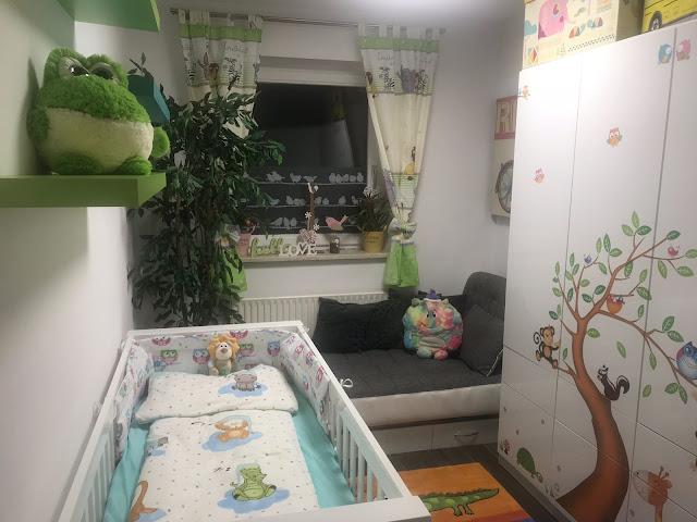 Babyzimmer Jungs modern