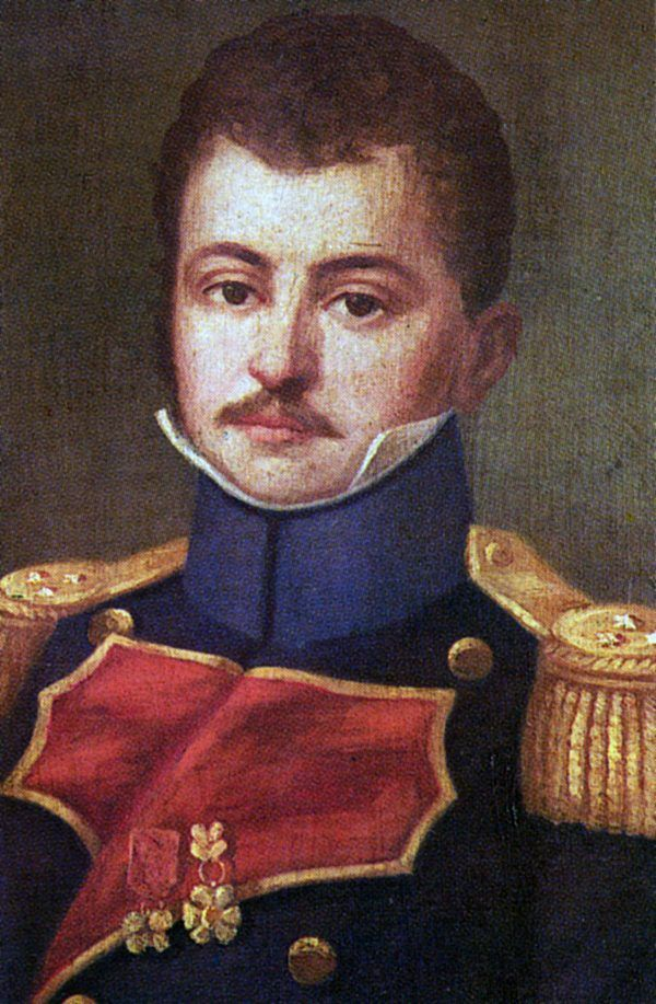 Denys Bourbaki, πέθανε για την Ελλάδα προφέροντας το όνομα της Ακρόπολης