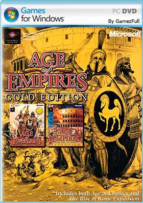 Age Of Empires 1 Gold Edition PC Full Español