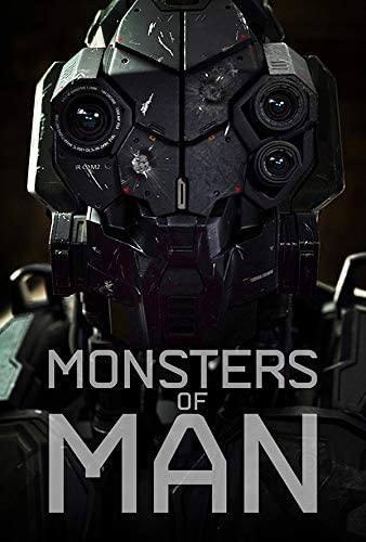 Monsters of Man Poster