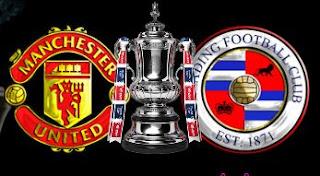 Prediksi Manchester United vs Reading - FA Cup Sabtu 7 Januari 2017
