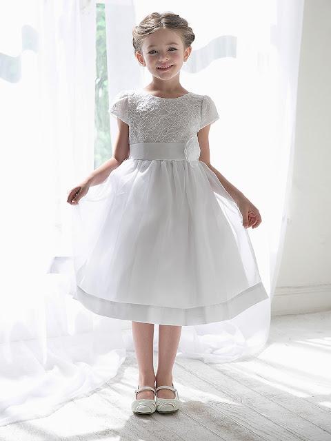 vestidos de primera comunion cortos