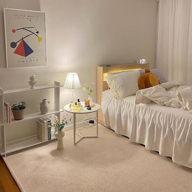 Dekorasi Kamar Tidur Minimalis Sederhana tapi Elegan Terbaru