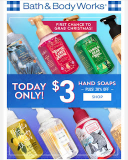 Bath & Body Works | Today's Email - October 25, 2019