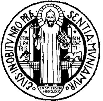 medalla milagrosa de San Benito