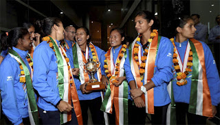 Spotlight : Indian Women Hockey Team Ranked 10th In World After Triumph
