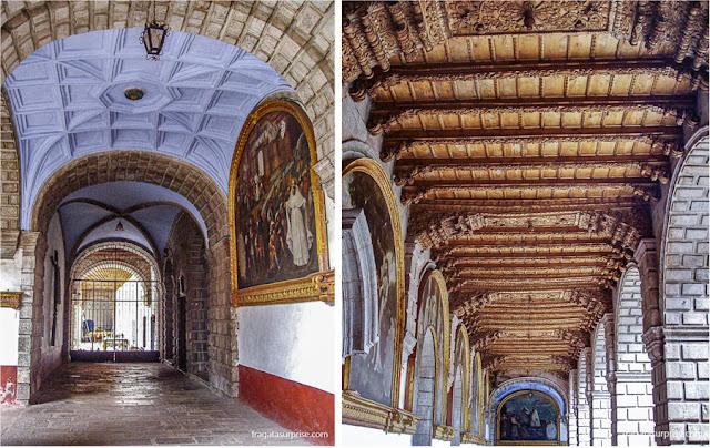 Claustro do Convento de la Merced, Cusco