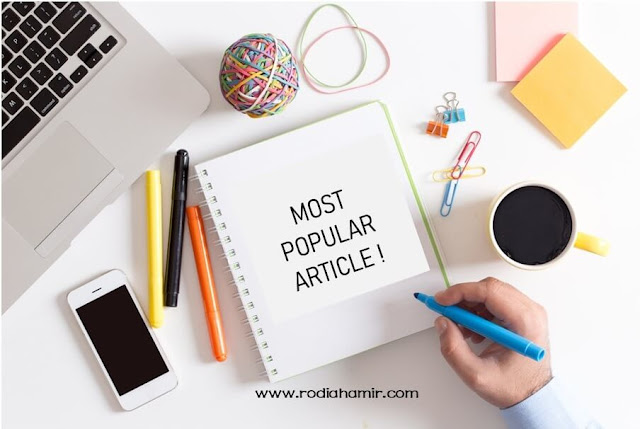 Most Popular Article 2019