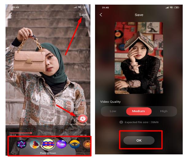 Cara Membuat Video Mengikuti Beat Musik Dengan Aplikasi Android Pejuangmuda45
