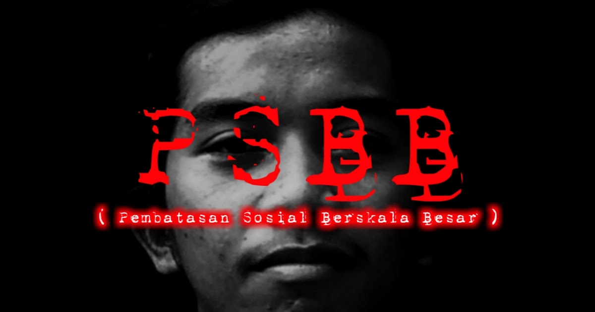 Meneropong Pemberlakuan PSBB di Indonesia