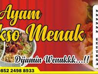 Download Gratis Contoh Spanduk Mie Ayam Format CDR