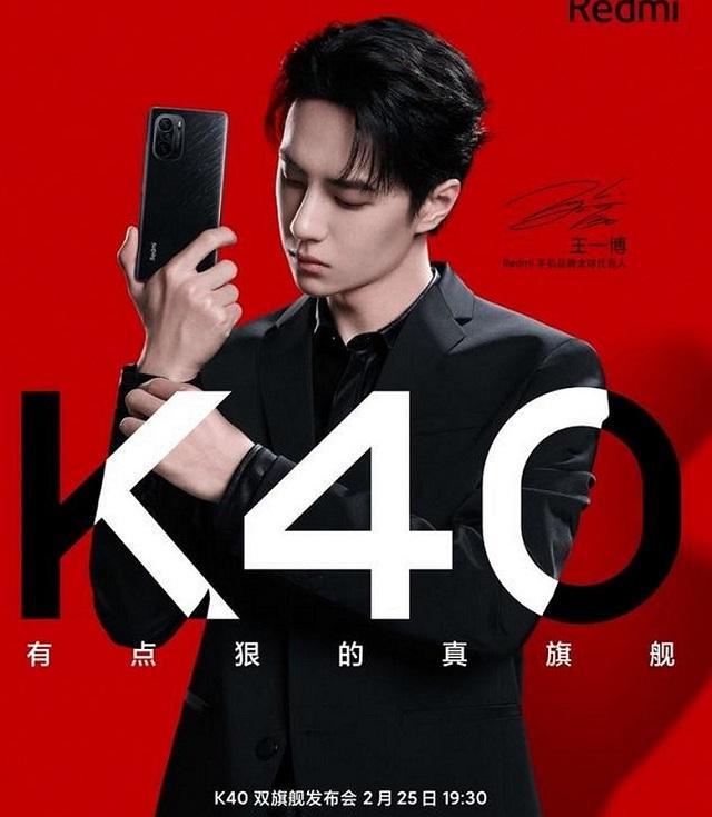 Xiaomi redmi k40 k40 pro cấu hình giá bán