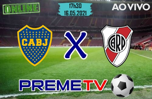 Boca Juniors x River Plate Ao Vivo