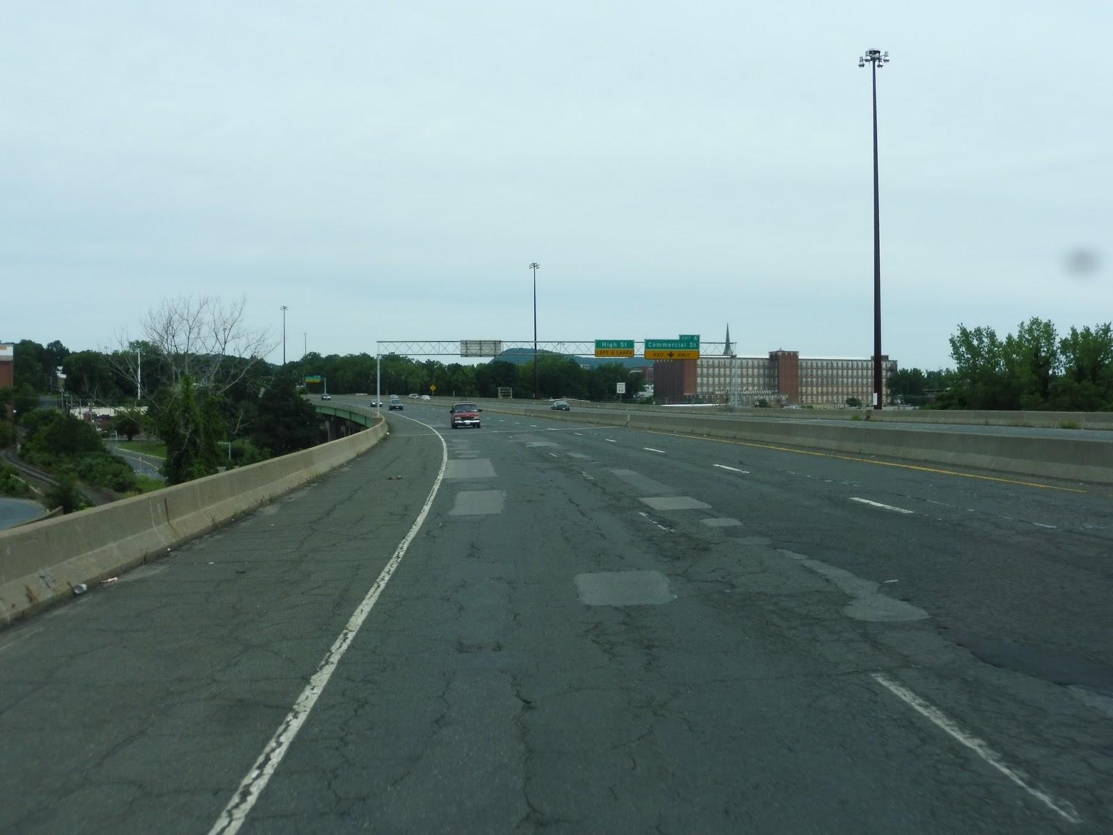 PVTA: P21E (Springfield/Holyoke I-91 Express) | Miles in Transit